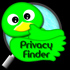 Privacy     Finder logo
